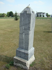 John & Ellen Barclay's Stone