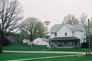 Blairstown's Water Tower